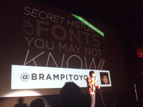 @brampitoyo you rocked!!! #ip5 | by selena marie