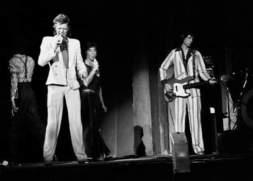 David Bowie Diamond Dogs Tour Flickr Photo Sharing