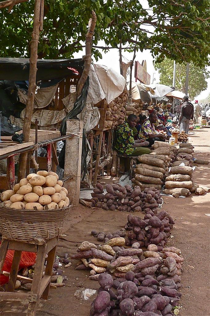 Ouagadougou - Burkina Faso Met Florence naar de dagelijkse… Flickr