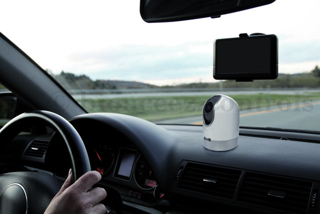 Security Cameras For Cars: Bioaccez Controls Launched A New