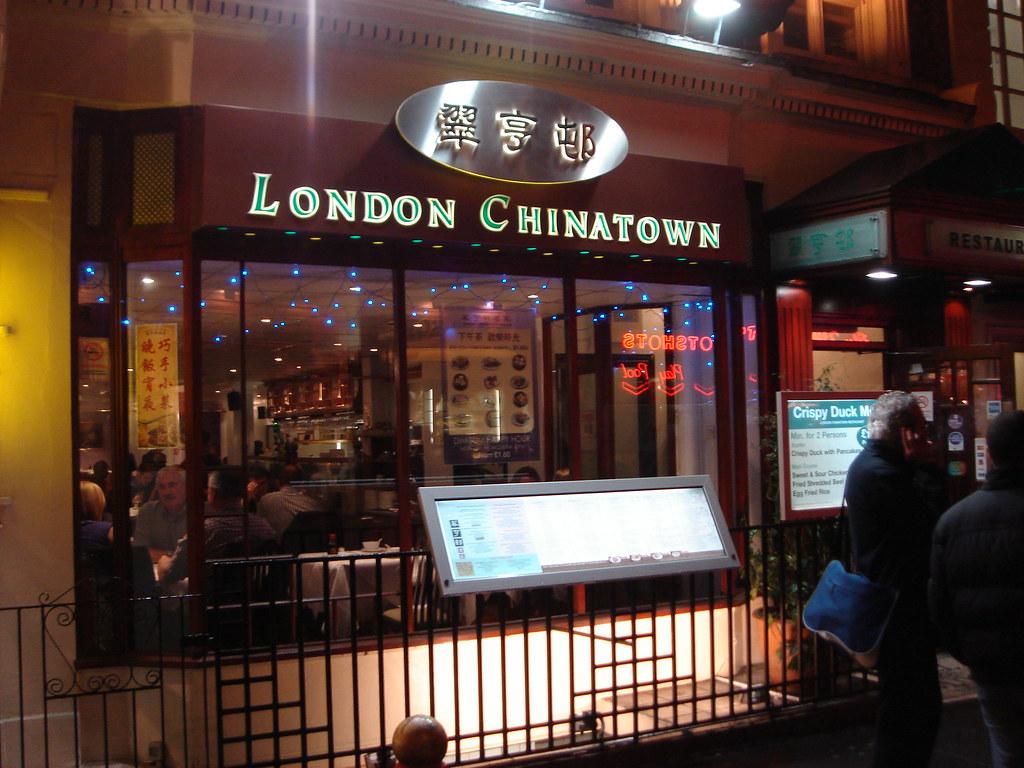 Chinatown Fast Food Loma Linda California