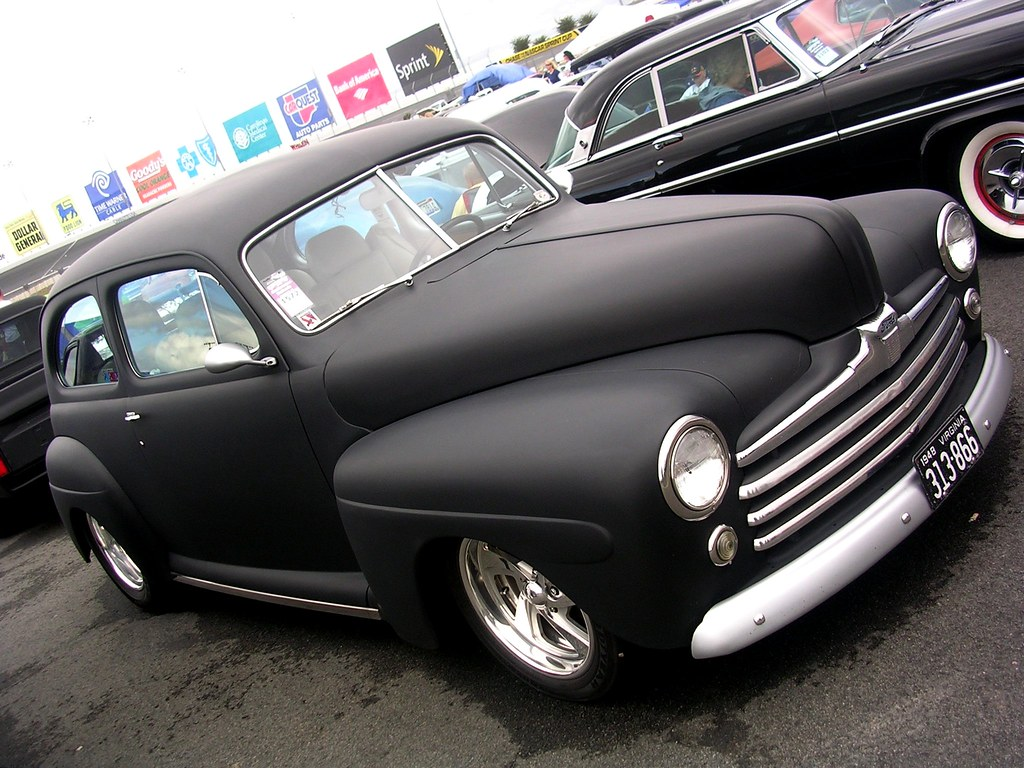 1948 Ford Sedan Mitch Prater Flickr