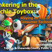 techie toybox title slide