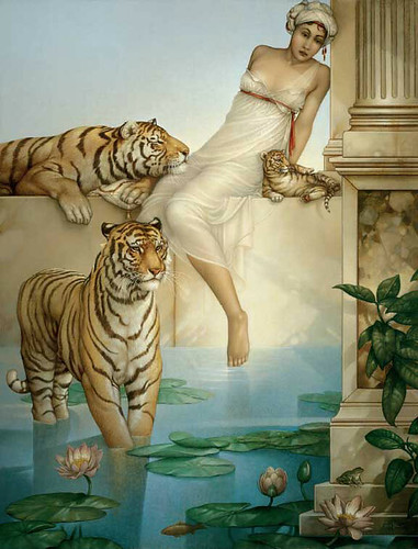 indian summer michael parkes | by tomeki28