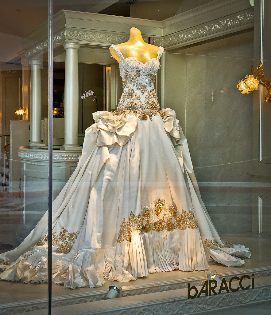 Most Beautiful Wedding Gown In The World: The Most Beautiful Wedding Dress I Have Seen