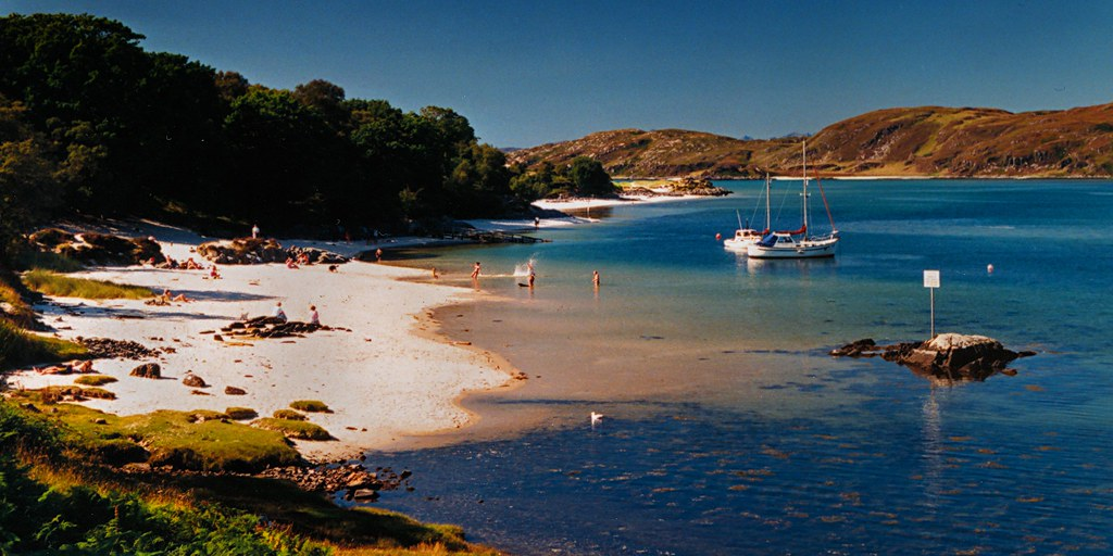West Coast Scotland Island For Sale