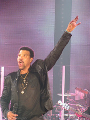 Lionel Richie @ S.E.C.C Glasgow 8th April 2009