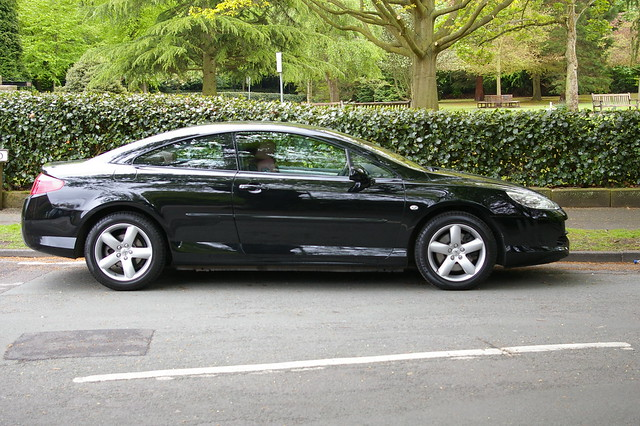 peugeot 407 coupe sport flickr photo sharing. Black Bedroom Furniture Sets. Home Design Ideas