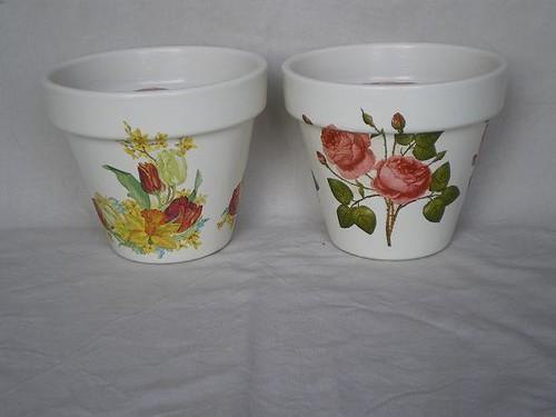 Vasos de barro   Ermelinda Sousa   Flickr