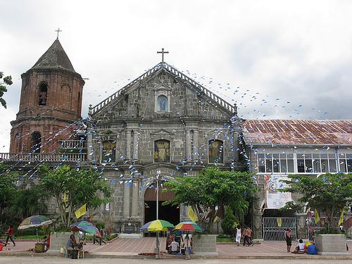 Sanctuario De San Antonio De Padua Pila Church Town