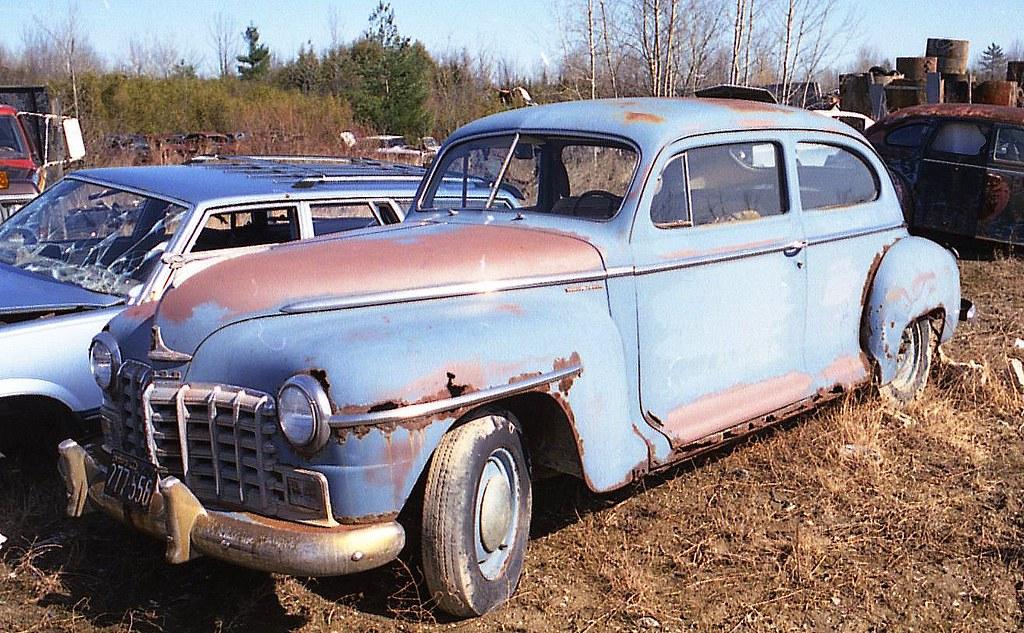 1947 dodge special deluxe 2 door coach canadian for 1947 dodge 2 door sedan