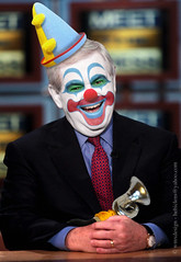 Newt Gingrich (Pundit R-Newscorp)::  Obstructionist Republican Clown | by WMxdesign