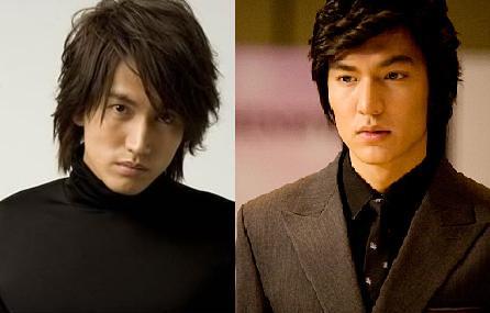 Similarities Between Jerry Yan and Lee MinHo II | I just ...