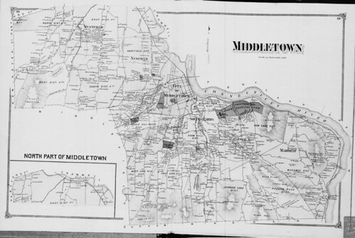 Middletown, Conn.  (Petersen Collection) | by uconnlibrariesmagic