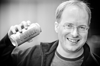 Paul Buchheit, Fueled by Brawndo | by Thomas Hawk
