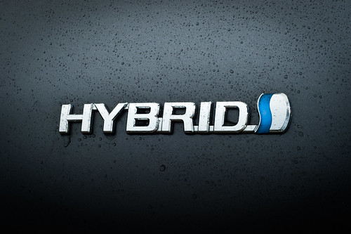 Hybrid Technology Logo Green Hybrid Technology