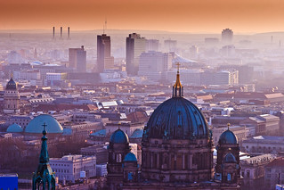 Berlin Skyline #1 | by Ole Begemann