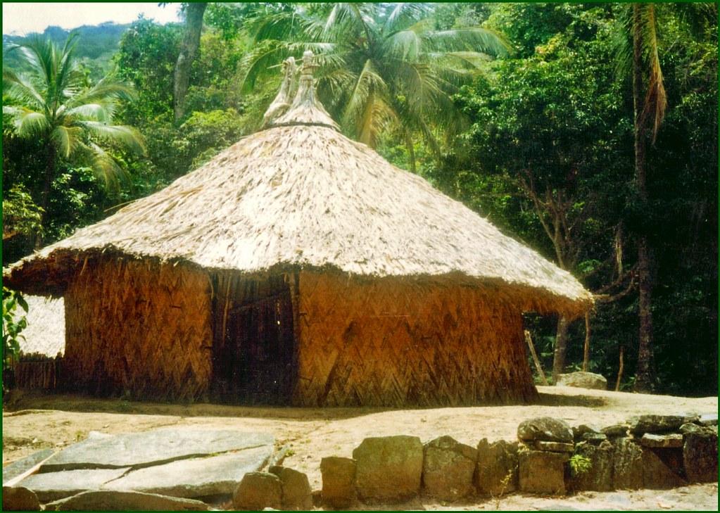 casa de los indigenas taironas pueblito colombia