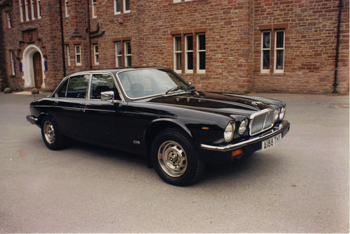 1984 jaguar xj6 series 3 flickr photo sharing. Black Bedroom Furniture Sets. Home Design Ideas