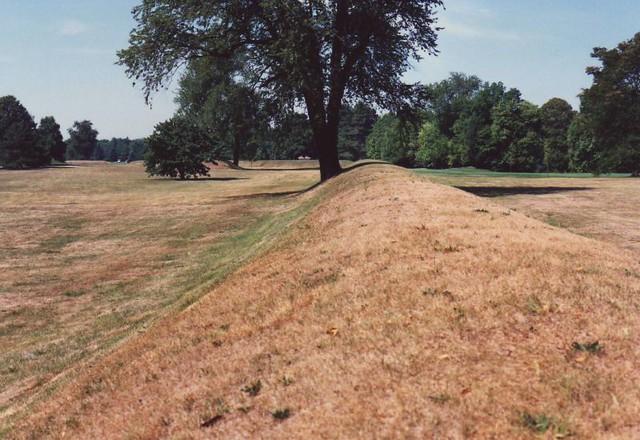 Newark Mounds Octagon Newark Oh Doc Rock Flickr