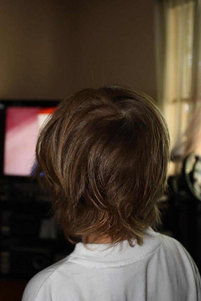 Ry Long Hair Every Time The Boys Get Their Hair Cut
