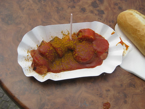 Curry wurst | by scriptingnews