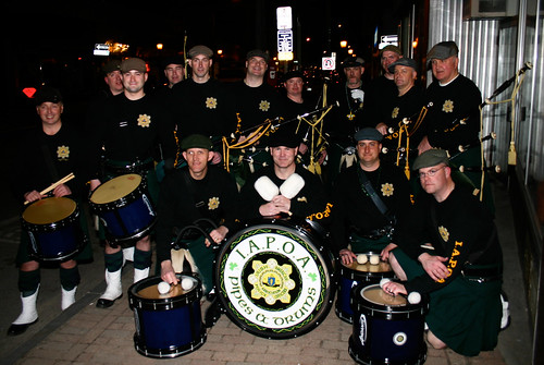 I.A.P.O.A. Pipe & Drums | by GregPC