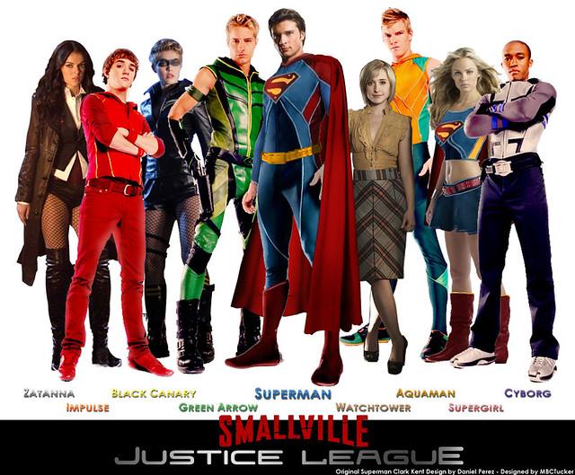 Smallville Justice League | by mbtucker76 Smallville Justice League | by mbtucker76  sc 1 st  Flickr & Smallville Justice League | Assembled members of Smallvilleu0027u2026 | Flickr