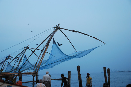 A fishing net to catch a crow | by Ravages