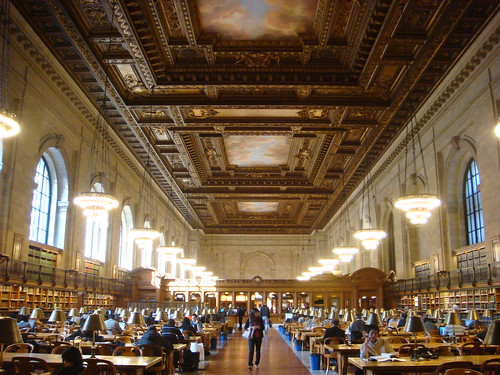 Rose Main Reading Room | by Nick Sherman