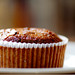 Photo c/o K. Morales, Carrot Muffin from Flying Apron, Seattle