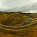 Waihi Goldmine - PANORAMA