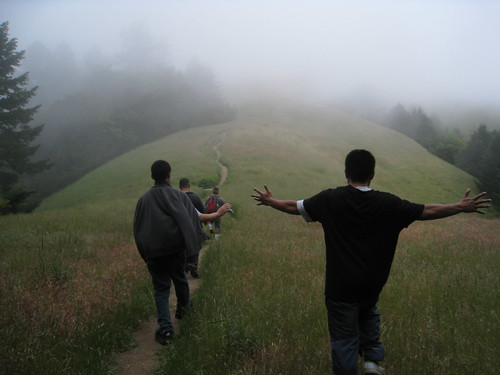 Hiking at Mt. Tamalpais | by besighyawn