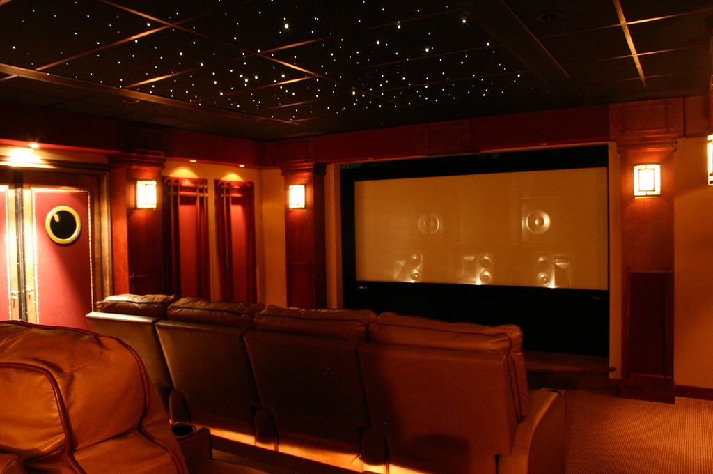 Stereo one thx ultra2 demo room demonstration theatre in s flickr - Home cinema thx ...