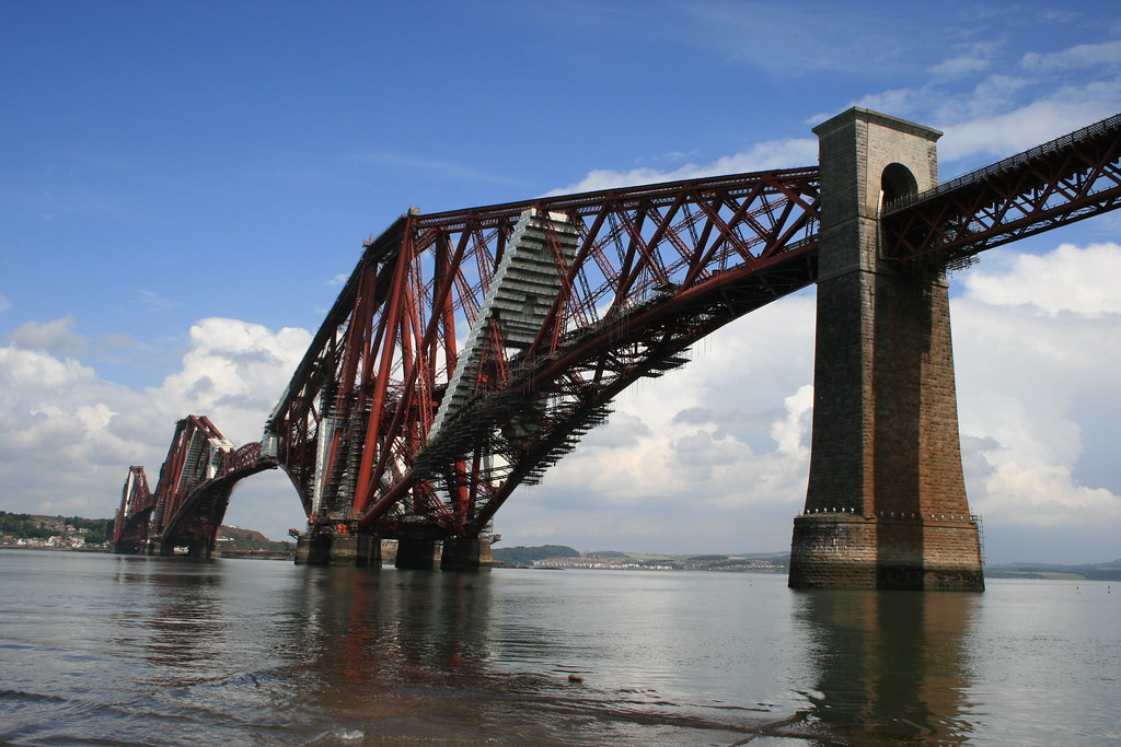 The best bridge in the world the forth bridge the for World s coolest bridges