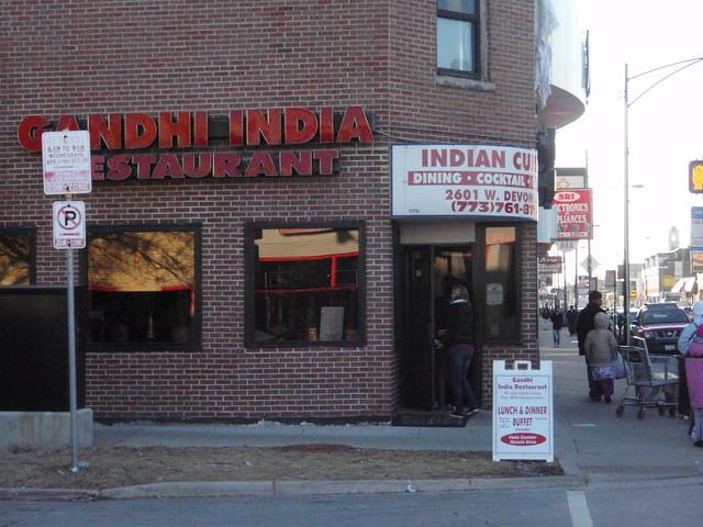 Ghandi Indian Restaurant Hayling Assualt