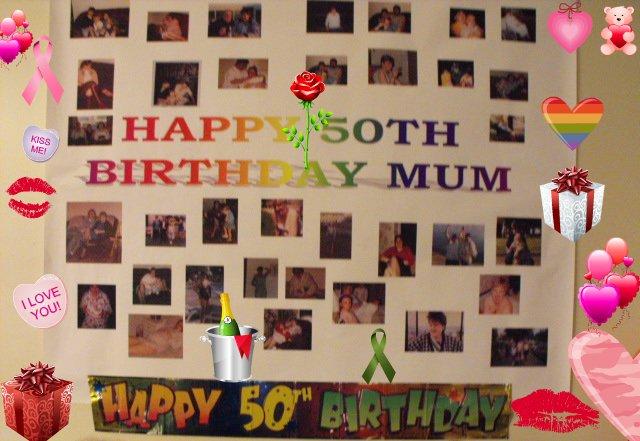Happy 50th Birthday 'Bibith'