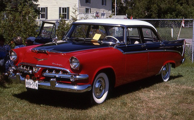 1956 dodge custom royal 4 door flickr photo sharing