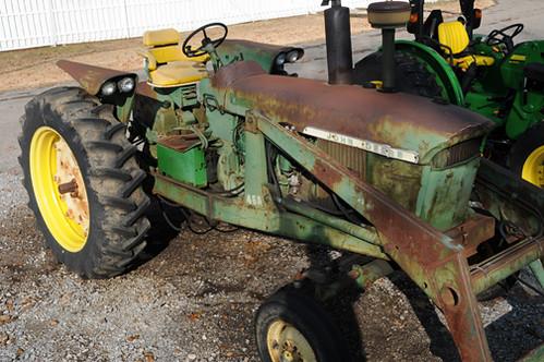 My John Deere >> Elvis' John Deere Tractor Restoration | With the help of Joh… | Flickr