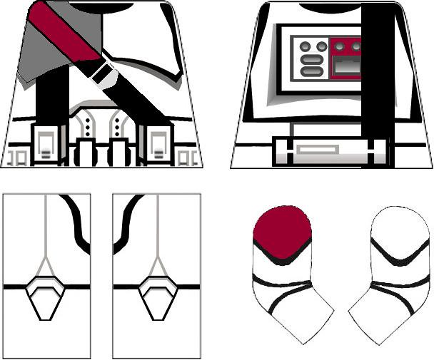 commander bacara decal these are decals for bacara that