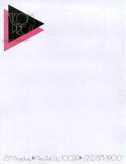 Atcom Press letterhead