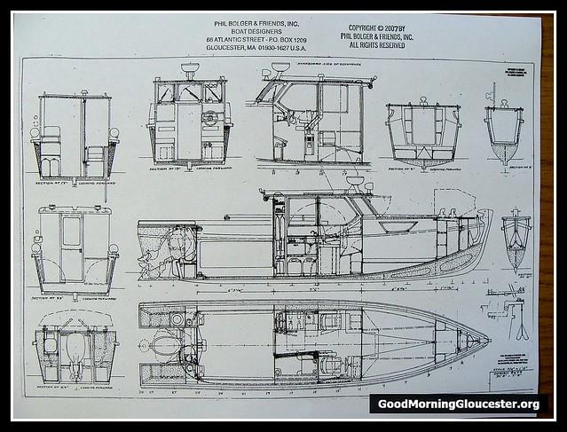 Phil Bolger Boat Design For The Robin Jean | Joey Ciaramitaro | Flickr