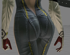 Bayonetta Rear View | by platinumgames