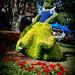 Snow White topiary 9140