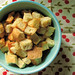 Homemade Herb Croutons