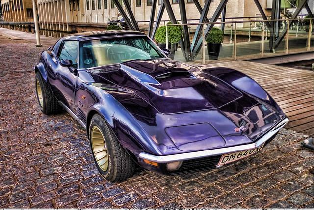 Chevrolet Corvette Stingray 1969 | This Stingray was ...