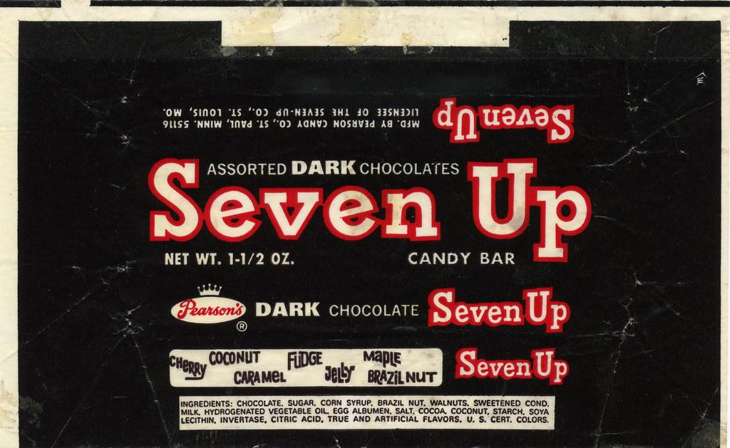 Dark Chocolate Seven Up