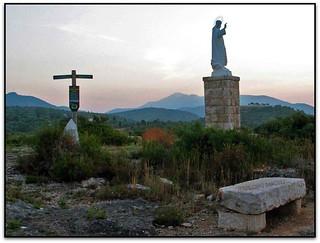 El Sagrat Cor d'Alcanar