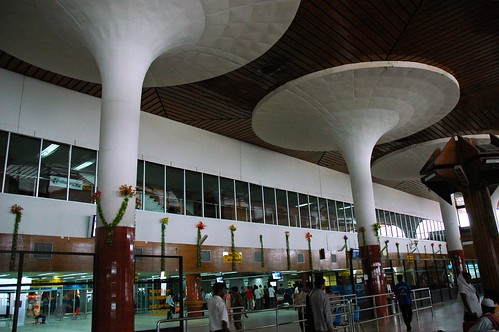 Lotus Supports Dhaka Airport Bangladesh By Wonderlane