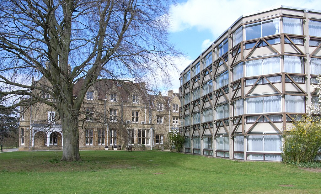 St Hilda S College The Garden Building 1968 70 By